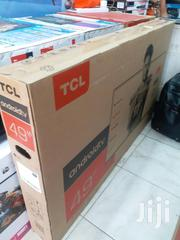 TCL 49inches Android Smart Tv. Order We Deliver Today | TV & DVD Equipment for sale in Mombasa, Tudor
