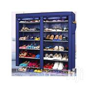 Shoe Rack ,Damp-proof(36 Pairs) Navy Blue   Furniture for sale in Nairobi, Nairobi Central