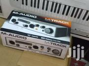 M Audio M Track Studio Sound Card | Musical Instruments & Gear for sale in Nairobi, Nairobi Central