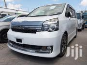 New Toyota Voxy 2012 White | Buses & Microbuses for sale in Mombasa, Shimanzi/Ganjoni