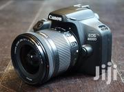 Canon EOS 4000D DSLR Camera And EF-S 18-55 Mm F/3.5-5.6 III Lens | Photo & Video Cameras for sale in Nairobi, Nairobi Central