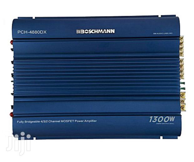 Archive: Boschmann 1300w Amplifier, Free Delivery Within Nairobi Cbd