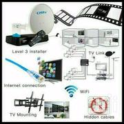 DSTV Relocation Repairs Installations 24/7/Trained & Qualified Experts   Building & Trades Services for sale in Nairobi, Parklands/Highridge