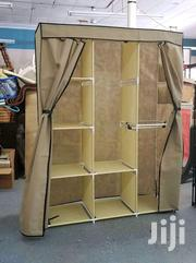 3 Columns Wooden Frame Portable Wardrobes | Furniture for sale in Nairobi, Kitisuru