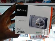 Sony Cybershot DSC-W810 20.1 Megapixels With 6x Zoom 720P Movie Record | Photo & Video Cameras for sale in Nairobi, Nairobi Central