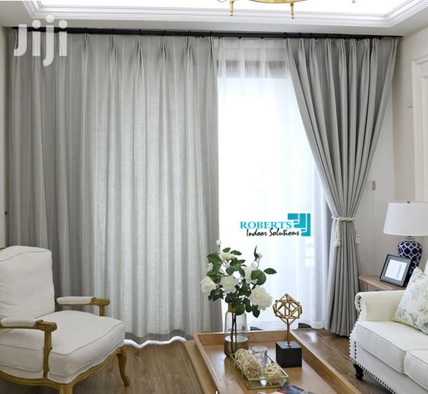 Linen Curtain and Sheer | Home Accessories for sale in Nairobi Central, Nairobi, Kenya