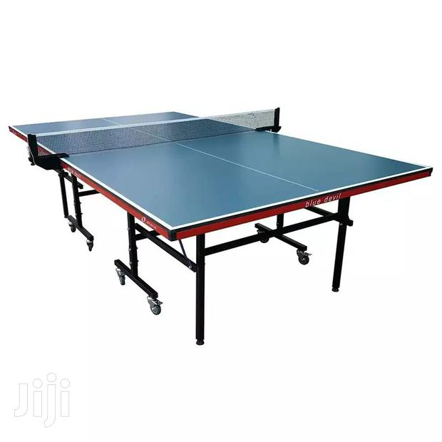Foldable Outdoor Indoor Tennis Tables