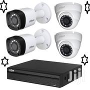 Dahua 720P 4 Channel Series HD Package   Photo & Video Cameras for sale in Nairobi, Nairobi Central