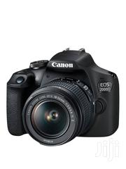 Canon EOS 2000D DSLR Camera With 18-55mm Lens | Photo & Video Cameras for sale in Nairobi, Nairobi Central