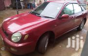 Subaru Impreza 2000 1.6 Red | Cars for sale in Nyeri, Kamakwa/Mukaro
