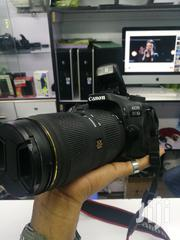 Canon EOS 80D DSLR Camera (Ex Sigma 50-150mm F/2.8 EX DC OS Hsm Lens ) | Photo & Video Cameras for sale in Nairobi, Nairobi Central