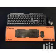 KEYBOARD COMBO/HK6500 2.4G Wireless Keyboard + USB Mouse Combo Set | Computer Accessories  for sale in Nairobi, Nairobi Central