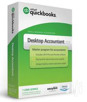 Quickbooks Uk 2016, 2019 Quickbooks Software Quick Books Pro Premier | Software for sale in Nairobi, Nairobi Central