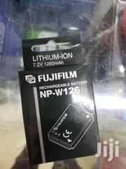 Fujifilm Rechargeable Lithium-ion Battery NP-W126S | Photo & Video Cameras for sale in Nairobi, Nairobi Central