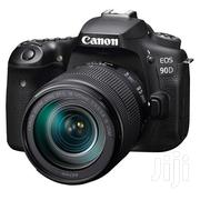 Canon EOS 90D DSLR Camera With Ef-s 18-135mm F/3.5-5.6 USM Lens | Photo & Video Cameras for sale in Nairobi, Nairobi Central