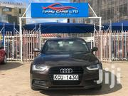 Audi A4 2012 1.8 TSFI Brown | Cars for sale in Nairobi, Nairobi South