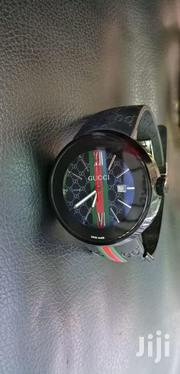 Black Gucci Watch For Men | Watches for sale in Nairobi, Nairobi Central