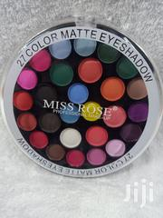 27 Colors Matte Eye Shadow | Makeup for sale in Nairobi, Nairobi Central