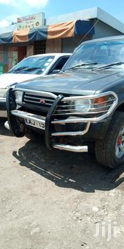 Mitsubishi Pajero 2000 Black | Cars for sale in Kajiado, Ngong