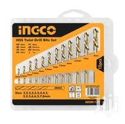 INGCO 12PCS HSS Twist Drill Bits Set | Electrical Tools for sale in Nairobi, Nairobi Central