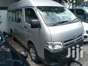 New Toyota HiAce 2012 Silver | Buses & Microbuses for sale in Mombasa, Tudor