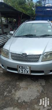 Toyota Fielder 2005 Silver | Cars for sale in Mombasa, Changamwe