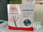 305m Amigo High Speed Cat6 Lan Utp Cable Box | Accessories & Supplies for Electronics for sale in Nairobi, Nairobi Central