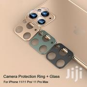 Anti-Scratch Metal Ring Camera Lens Protector for iPhone 11 Pro Max | Accessories for Mobile Phones & Tablets for sale in Nairobi, Nairobi Central