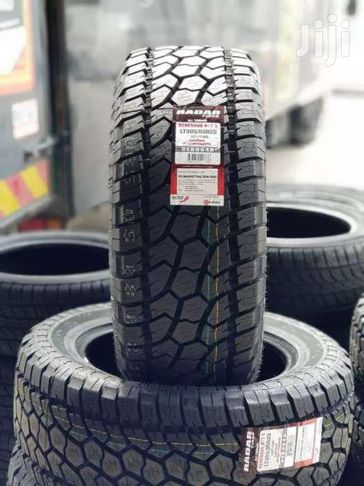 305/55/20 Radar Tyre's Is Made In Indonesia