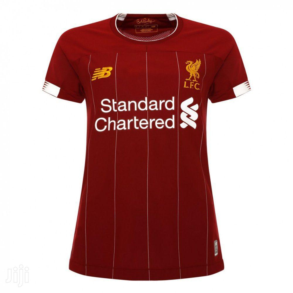 Archive: Liverpool Women Home Jersey Shirts And Kits 2019/2020