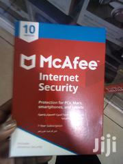 Mcafee Internet Security, 10 Device, Antivirus Software, 1 Year | Software for sale in Nairobi, Nairobi Central