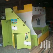 Bunk Bed With Storage   Furniture for sale in Nairobi, Ngando