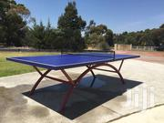 New Rainbow Outdoor SMC Table Tennis Table Weather Resistant | Sports Equipment for sale in Nairobi, Nairobi Central