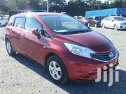 Nissan Note 2012 Red   Cars for sale in Nairobi, Karura