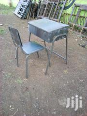 Metallic School Chair and Locker | Furniture for sale in Nairobi, Umoja II