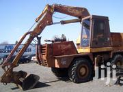 Wheeled CASE 1085 Excavator In Working Condition | Heavy Equipment for sale in Kiambu, Ndenderu