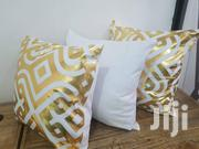 Gold Coated Throw Pillow Covers | Home Accessories for sale in Nairobi, Nairobi Central