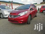 Nissan Note 2012 1.4 Red   Cars for sale in Nairobi, Kilimani