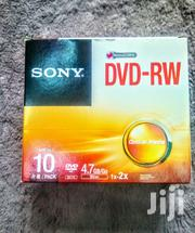 Re-writable Dvd Discs | CDs & DVDs for sale in Nairobi, Nairobi Central