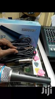 Shure Wire Microphone 2300 | Audio & Music Equipment for sale in Nairobi, Nairobi Central