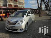 New Toyota Alphard 2013 Silver | Buses & Microbuses for sale in Nairobi, Nairobi Central