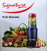 Signature Nutri Blender/Nutribullet Blender | Kitchen Appliances for sale in Nairobi, Nairobi Central