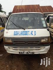Toyota Shark 5l 2003 White | Buses & Microbuses for sale in Siaya, North Ugenya