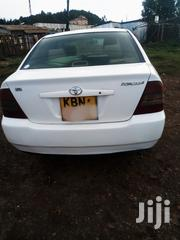 Toyota Corolla 2013 L 4-Speed Automatic White | Cars for sale in Nakuru, Subukia
