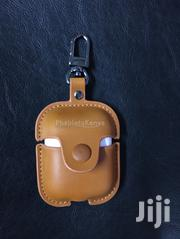 Mutural PU Leather Case for Airpods With Keychain | Accessories & Supplies for Electronics for sale in Nairobi, Nairobi Central