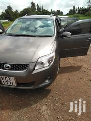 Toyota Fielder 2012 Gray | Cars for sale in Murang'a, Kigumo