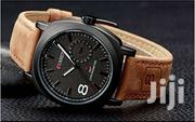 CURREN 8139 Analogue Black Dial Unisex Watch | Watches for sale in Nairobi, Nairobi Central
