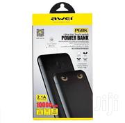 Awei P68K Slim Power Bank With Touch Switch - 10000mah 1 Yr Warranty | Accessories for Mobile Phones & Tablets for sale in Nairobi, Nairobi Central
