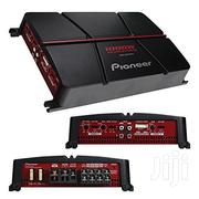 Pioneer GM-6704 4 Channel Bridgeable Amplifier With Bass Boost | Audio & Music Equipment for sale in Nairobi, Nairobi Central