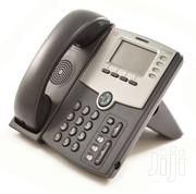 Cisco SPA504G 4 Line IP Phone With 2 Port Switch Poe And LCD Display, | Home Appliances for sale in Nairobi, Kwa Reuben